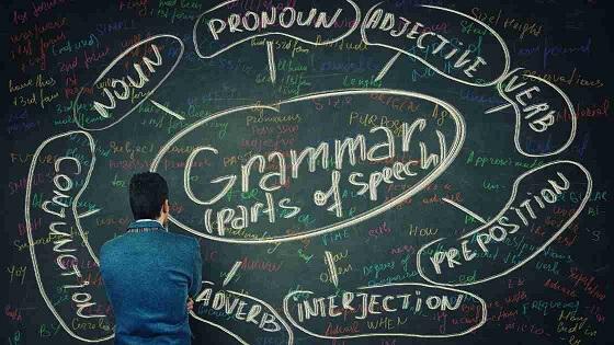 English Grammar Crash Course