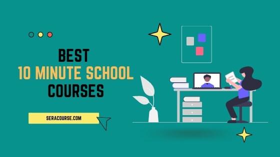 Best 10 Minute School Courses